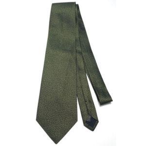 BANANA REPUBLIC Men Neck Tie Polka Dot Silk 0043E1